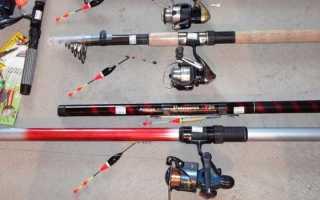 Удочки для летней рыбалки: виды удилищ и выбор исходя из условий ловли