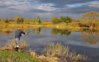 Рыбалка в Кировской области и в Кирове