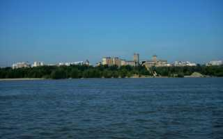 Рыбалка в Барнауле и его окрестностях