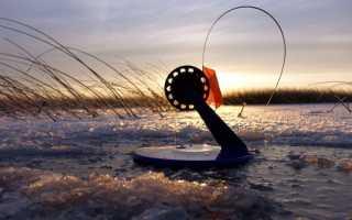 Устройство и оснастка жерлицы на щуку зимой