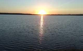 Озеро Смолино, рыбалка на озере Смолино