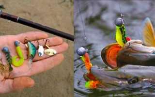 Рыбалка на джиг видео правильная проводка