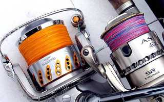 Диаметр плетенки для спиннинга — Про рыбалку
