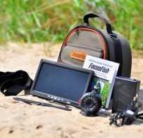 Подводную камеру для рыбалки зимой