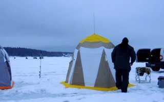 Зимняя ловля плотвы на поплавочную снасть