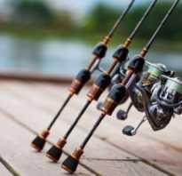 Топ 5 бюджетный спиннингов для джиговой ловли