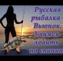 Руководство пользователя — Русская Рыбалка 4