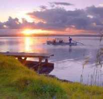 Рыбалка в Дубне на Волге. Места