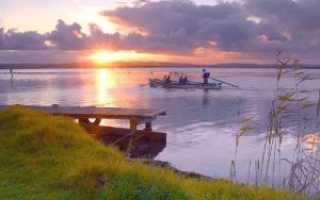 Сплав, рыбалка, пляжи. Город Дубна