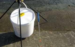 Как сделать оснастку со скользящим поплавком