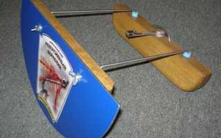 Кораблик для рыбалки своими руками – чертежи, видео, как сделать реверсивный кораблик?