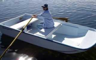 Лучшая пластиковая лодка для рыбалки