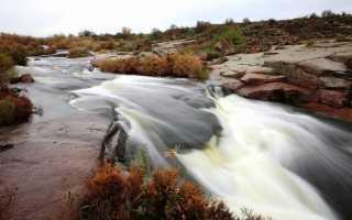 Топ-десятка рек и озер Днепропетровской области