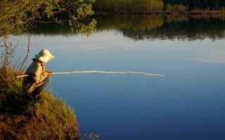 Рыбалка на озерах Челябинской области