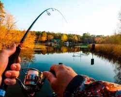 Рыбалка в анапском районе