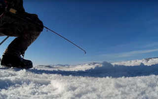 Зимняя ловля Окуня на балансир