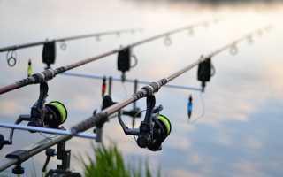 Рыбалка в Ивановской области и в Иваново