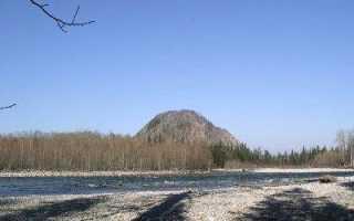 Обывательская ловля ленка в Сибири