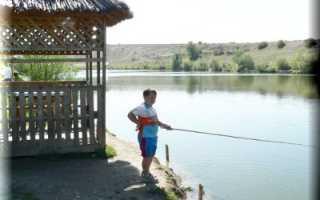 Рыбалка в Крыму на озерах и в море
