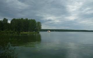 Рыбалка в Свердловской области 2018