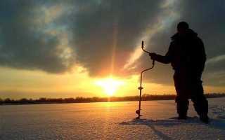 Лучший коловорот для зимней рыбалки