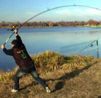 Спиннинг для дальнего заброса — Про рыбалку