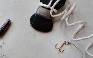 Поставушки на щуку своими руками для ловли зимой и летом