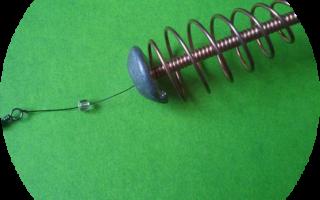 Как сделать донку из спиннинга в домашних условиях: английская удочка-закидушка для рыбалки