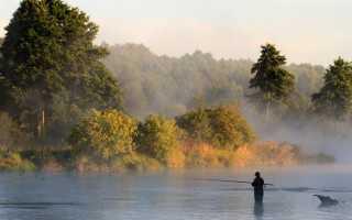 Рыбалка в Карелии дикарем: как и куда поехать