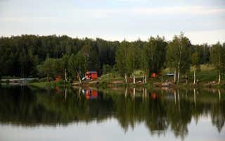 Ловля рыбы в КРХ Триал Русская Рыбалка