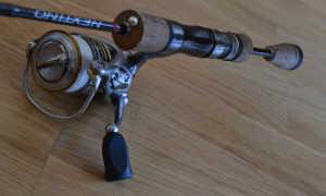 Советы по выбору спиннинга для ловли на мормышку