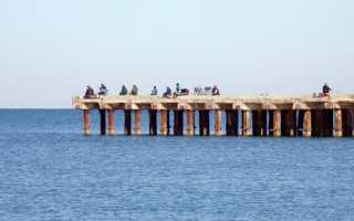 Рыбалка в Крыму Морская рыбалка в Крыму Рыбалка в озерах Крыма