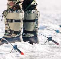 Сапоги для зимней рыбалки: делаем правильный выбор