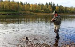 Рыбалка на Кольском полуострове платно